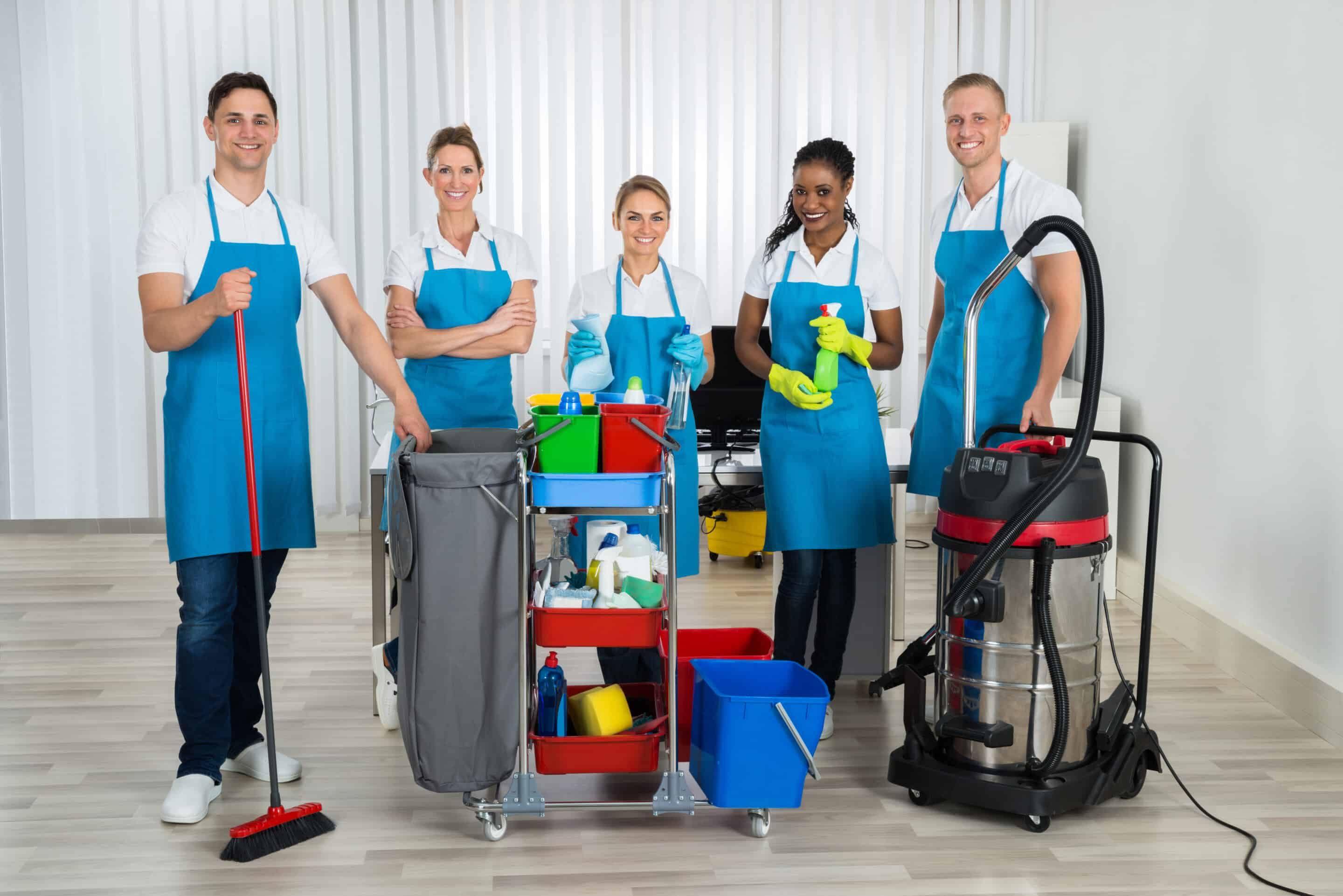 Janitorial Team